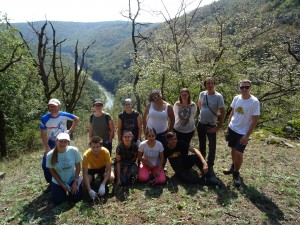 Big Five Volunteers 2018_NP Thayatal (4)