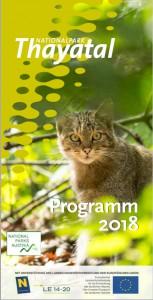 Titelbild Besucherprogramm 2018