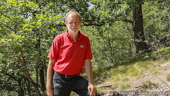 Nationalpark Direktor Robert Brunner.